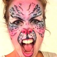me tijger in kleur